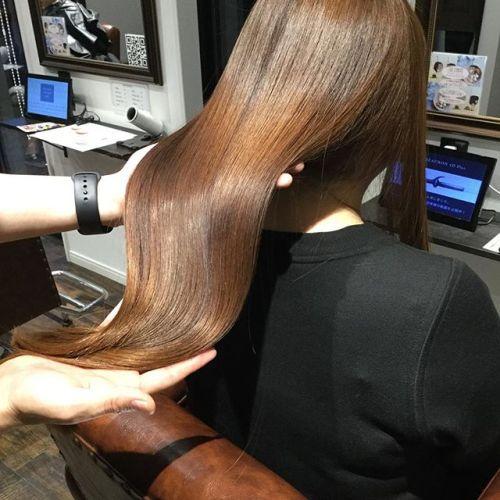 ロイヤルトリートメント冬の乾燥でパサついた髪に美髪チャージ #美髪チャージ #ハーティー #トリートメント #艶髪 #高崎 #美容室 #エイジングケア #艶髪文化 #abond #アボンド #最新 #髪型 #髪質改善 #HEARTY #ケラチン