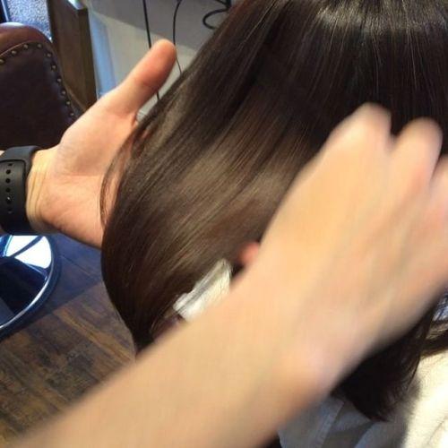 ロイヤルトリートメント️️50代の方でもこの艶感に! 年齢と共に艶がなくなって来た方には是非試して頂きたいです! 担当野上 @shun09250 #美髪チャージ #ハーティー #トリートメント #艶髪 #高崎 #美容室 #エイジングケア #艶髪文化 #abond #アボンド #最新 #髪型 #髪質改善 #HEARTY #ケラチン#今日の艶