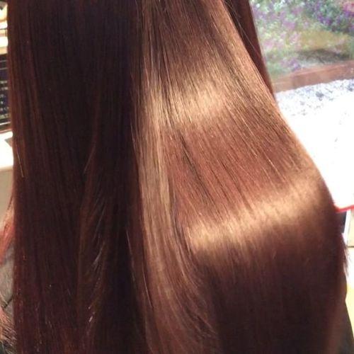 ロイヤルトリートメント︎︎.カラーとロイヤルトリートメント同日の施術も可能です️.#美髪チャージ #ハーティー #トリートメント #艶髪 #高崎 #美容室 #エイジングケア #艶髪文化 #abond #アボンド #最新 #髪型 #髪質改善 #HEARTY #ケラチン