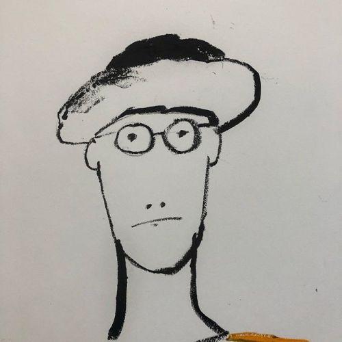 HEARTYギャラリー友野可奈子さんの展示もあと少しとなりました。火曜は定休日となります。明日と水曜日までご覧になれますので、ぜひお立ち寄りください。スタッフも似顔絵描いていただかかました♡#heartygallery #ハーティーギャラリー #イラストレーター#友野可奈子 #art #可愛い#love #メガネ男子 #似顔絵 #似顔絵オーダー @kanakotomono @hearty__s