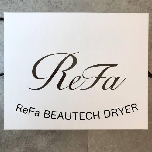 -低温でケアをしながら素早くドライ-【ReFa BEAUTECH DRYER】ReFa独自のテクノロジーで、低温で髪をケアしつつも素早く乾かせる、夏にとってもオススメなドライヤー髪のまとまりやみずみずしさも他のものとは違うので体験してみてください夏のドライヤーは乾かしてる途中に汗かいてきてなかなか乾かない!そんなお悩みを解消します@hearty__s @heartyabond