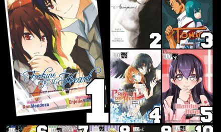 Fortune Of The Heart (Manga) is #1!