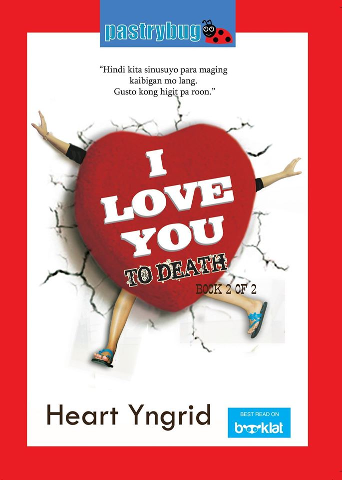 I Love You To Death (book 2)