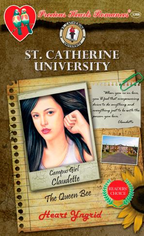 #5 Claudette, The Queen Bee