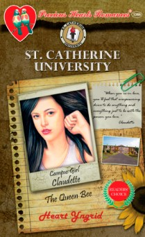 #5 Claudette, The Queen Bee