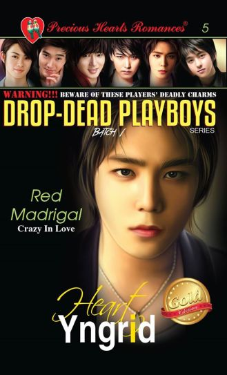 Batch 1- Book 5: Red Madrigal (Crazy In Love)