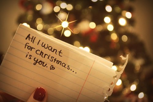 All I Want For Christmas Is You – Chapter One