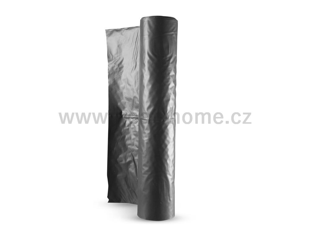 Paroizolační fólie LDPE 0,3 mm jako ochrana topné fólie (balení 4×10 m2)