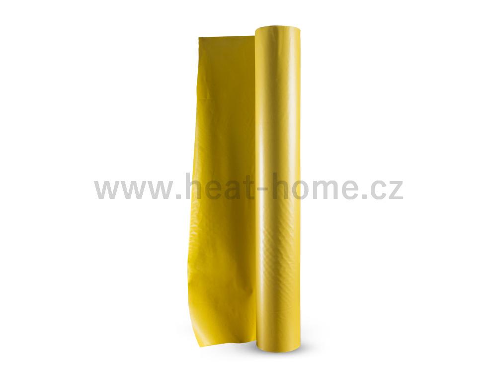 Paroizolační fólie LDPE 0,2 mm pod topnou fólii (100 m2)