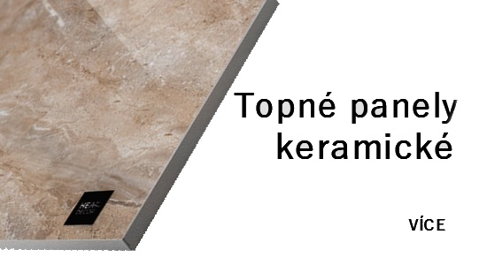 keramické infrapanely