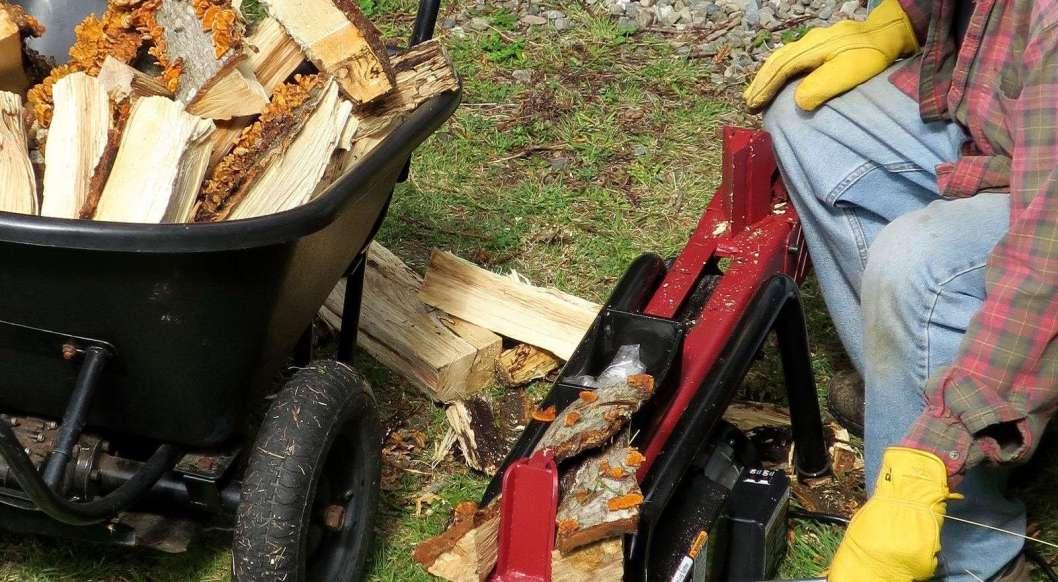 best log splitter reviews for 2017