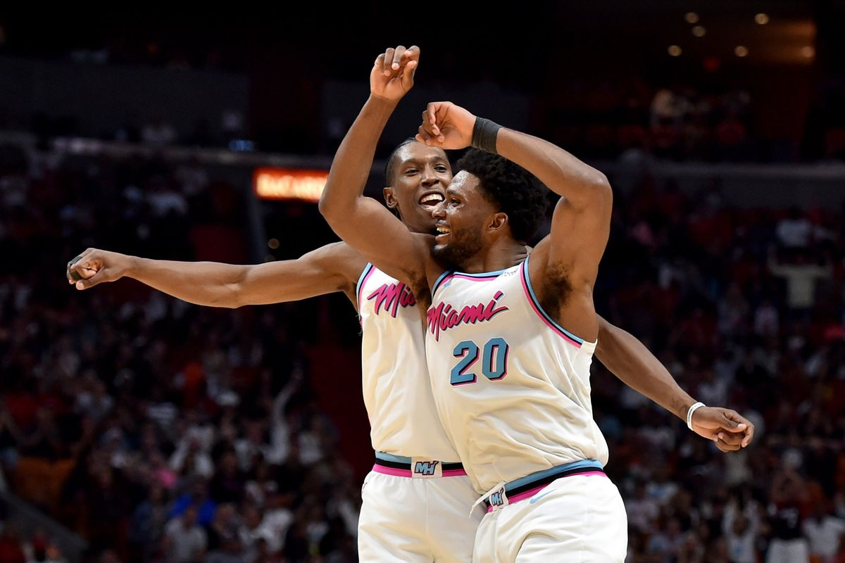 In the Midst of Trade Rumors, Miami Heat Continue to Build ...