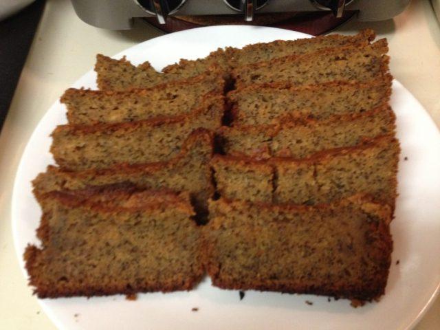 Lemon Poppyseed Tea Cake from Babycakes