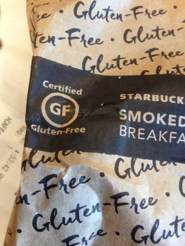 Gluten Free Starbucks