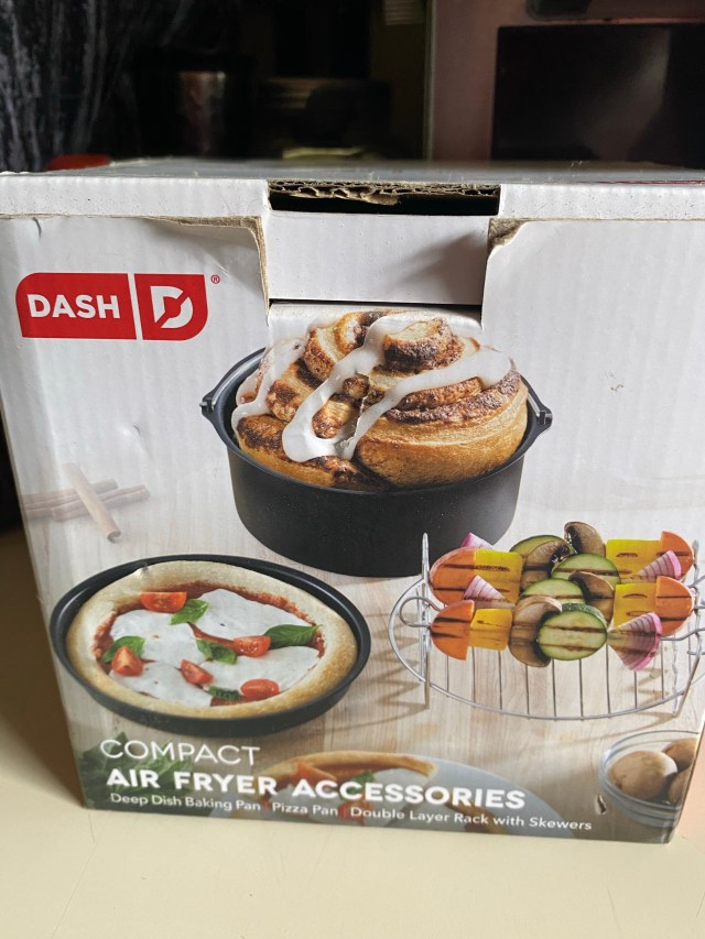 Small air fryer accessories