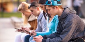 Mobile Usage for Teenagers Is Far Surpassing PC