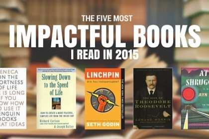 books I read in 2015