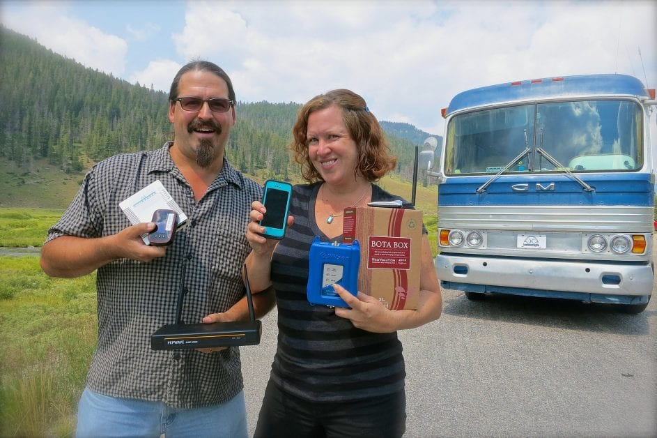 RVE 009: Technomadia on Mobile Internet, Self-Driving RV's, and the Nomadic Career