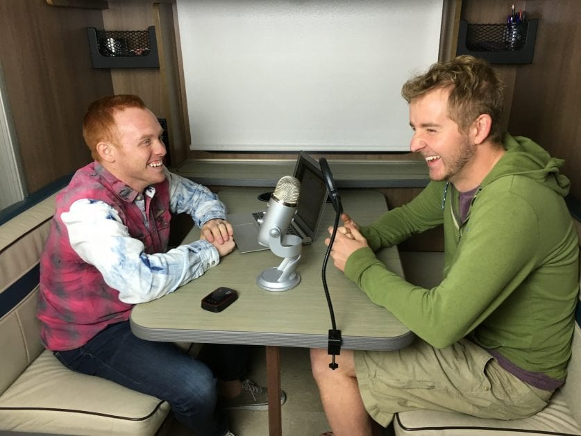 RVE 001: Welcome to The RV Entrepreneur Podcast!