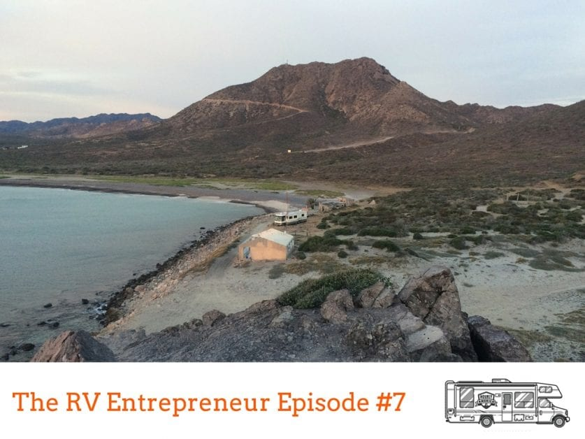 RVE 007: RVing in Mexico and Intentionally Building Community