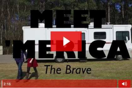 video tour of the winnebago brave