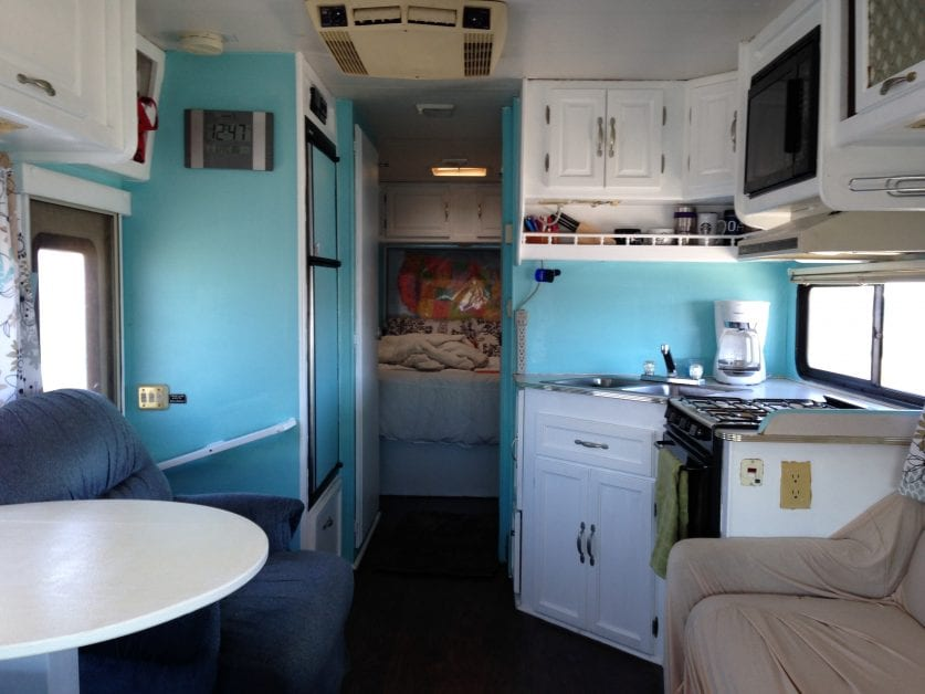 Our 1994 Class C Motorhome Renovation