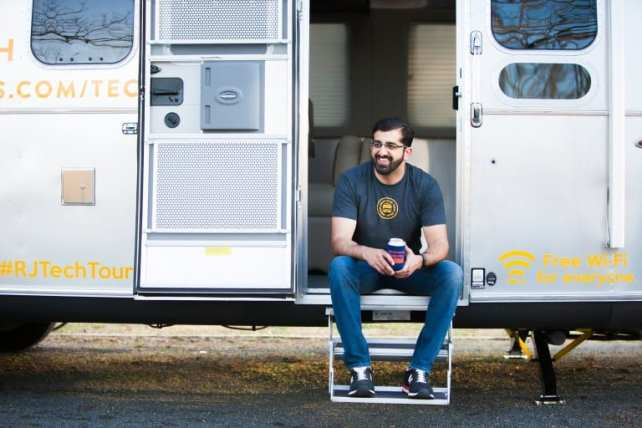 Paul Singh is RVing Across the Country