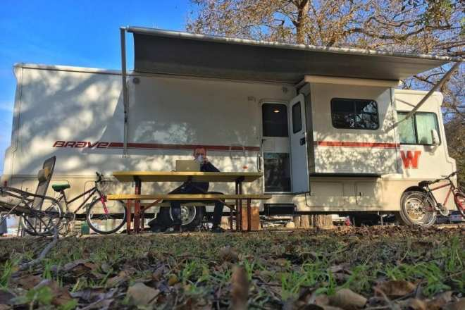 rving grows our business