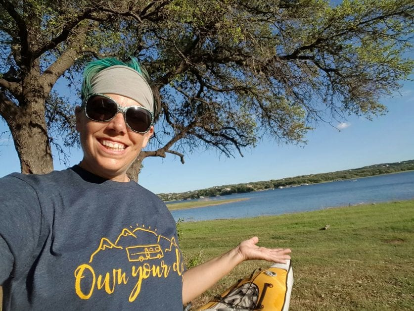 RVE 0017: Jill Sessa Talks Travel Advice for Solo Female RVers and Running a Service-Based Business