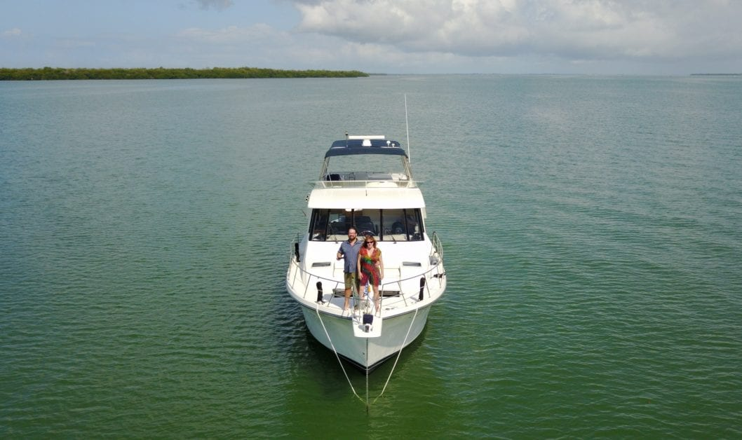 RVE 104: Technomadia on Boat Life, Mobile Internet, and Escaping Hurricanes