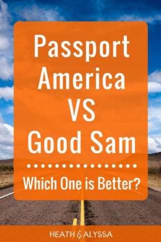 Passport america review save money camping