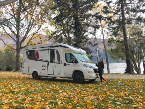 drift bay shoreline campgrounds