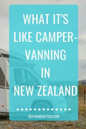 campervanning in new zealand