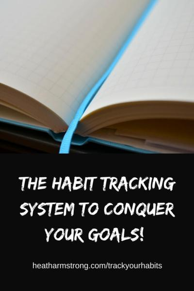 How to Set, Track, and Accomplish Multiple Habits Over 100 Days