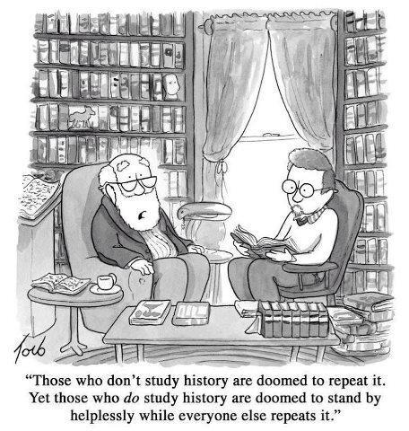 Image result for those who study history