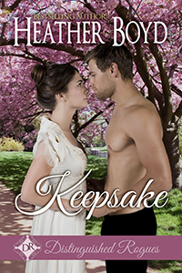 Keepsake Digital Book Cover Image