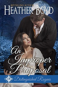 An Improper Proposal book cover