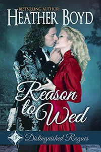 Reason to Wed Digital Book Cover