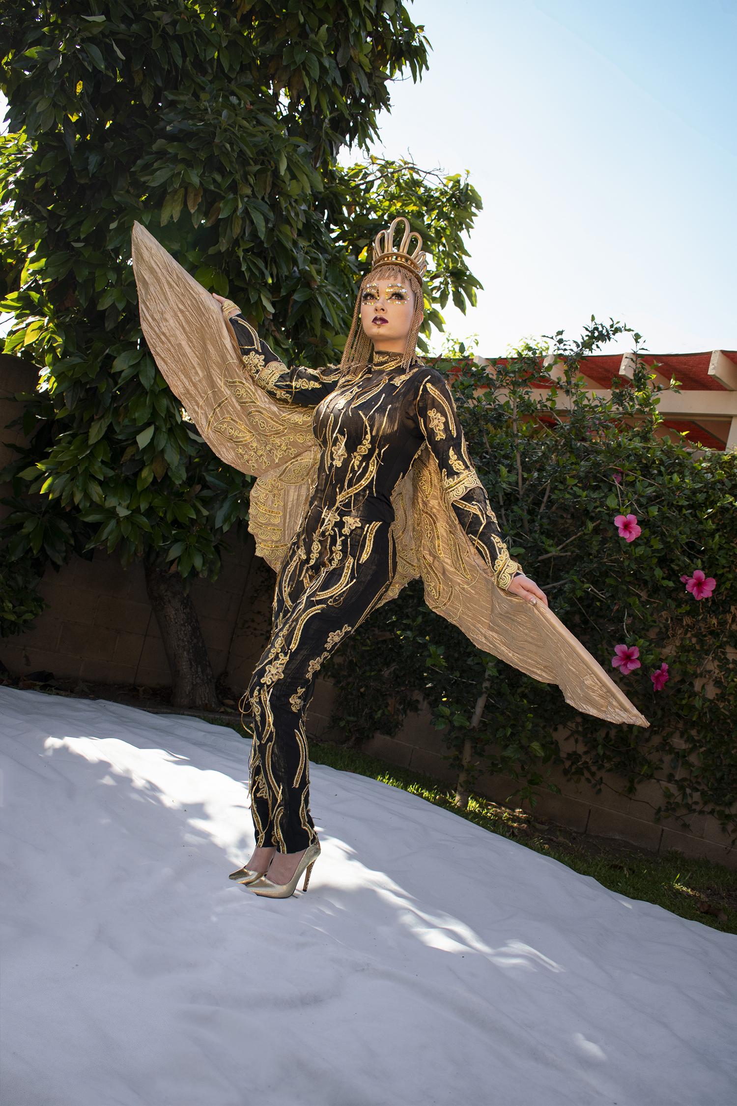 Billy Porter Met Gala 2019 Look Recreated by Designer Heather Spears