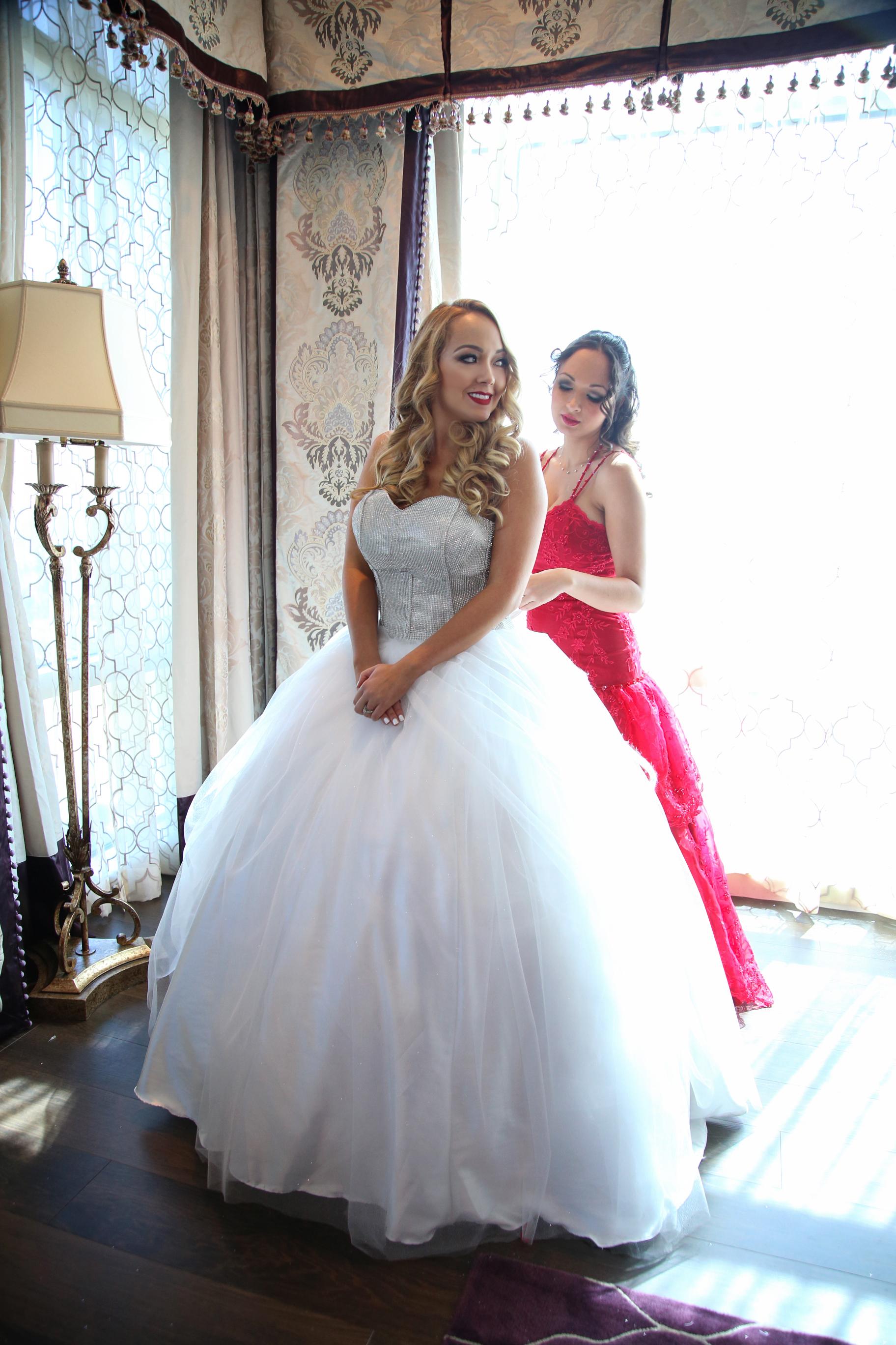 Heather Spears Couture Wedding Dress Testimonial