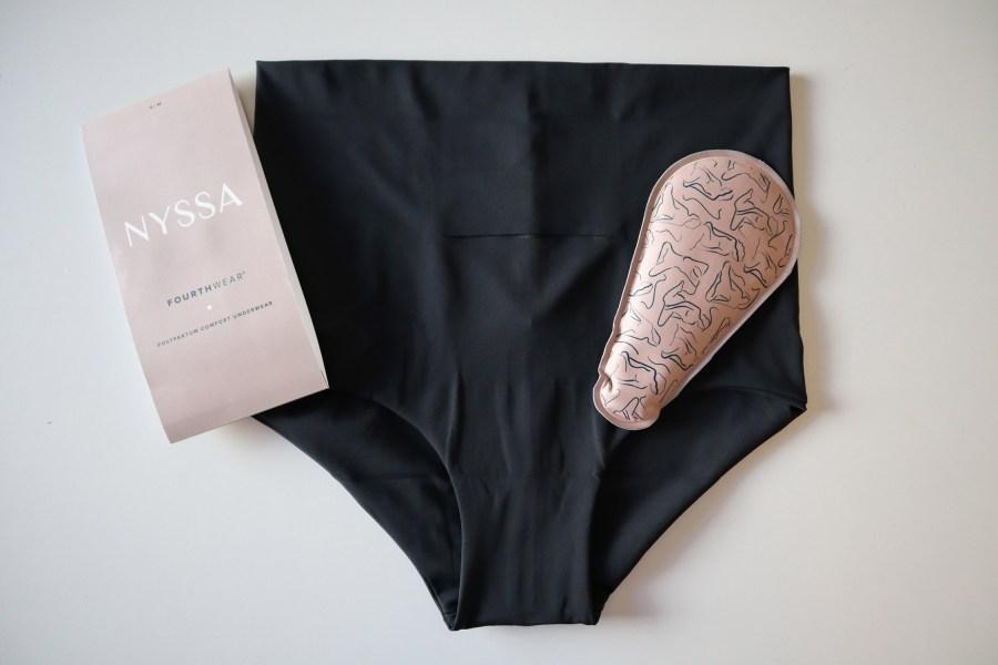 Nyssa Fourthwear Underwear and Ice / Heath Pack
