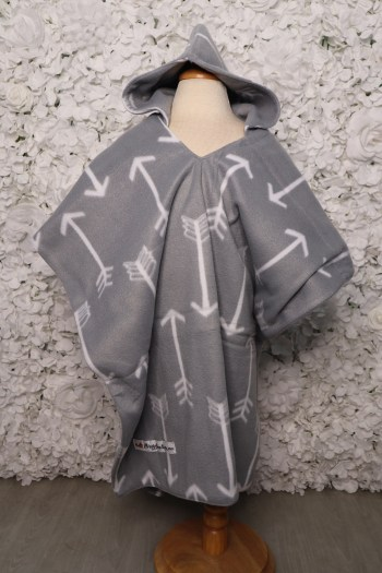 Car Seat Poncho by Birdy Boutique