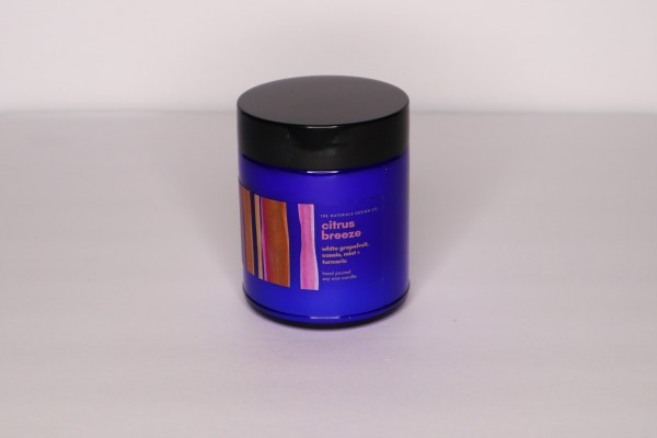 Citrus Breeze Candle from New Jersey