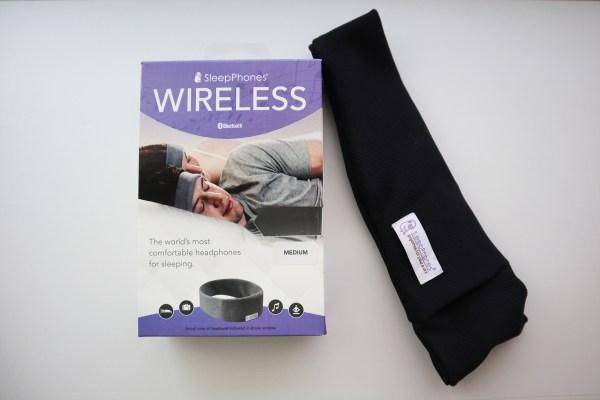 SleepPhones the Best Wireless Headphones for sleep