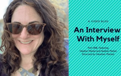 An Interview With Myself – Part One