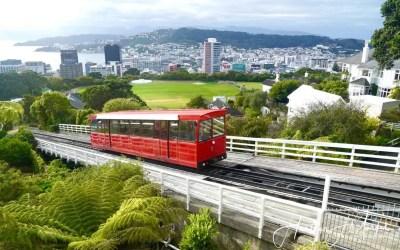 Wandering In Wellington – Discover New Zealand