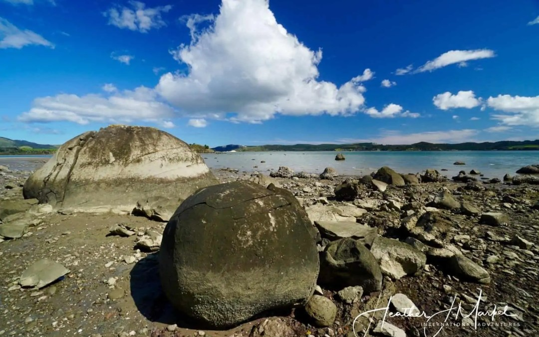 Boulders, Sea Monsters, And Fairies – Discovering The Koutu Boulders And Northland's West Coast In New Zealand