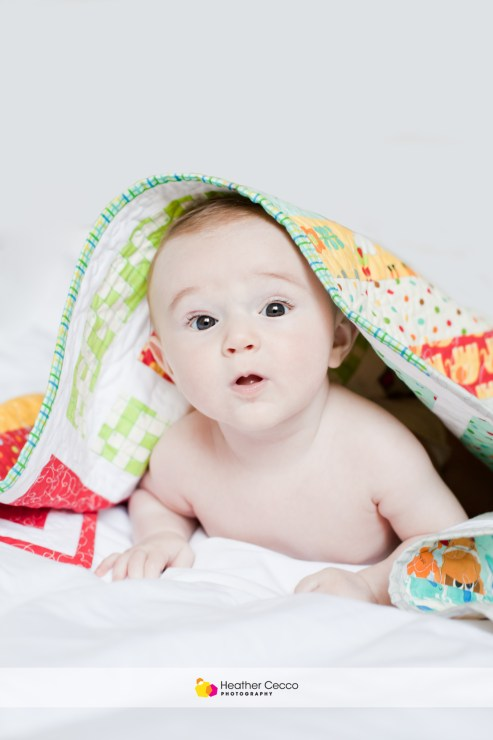 Four month baby 1
