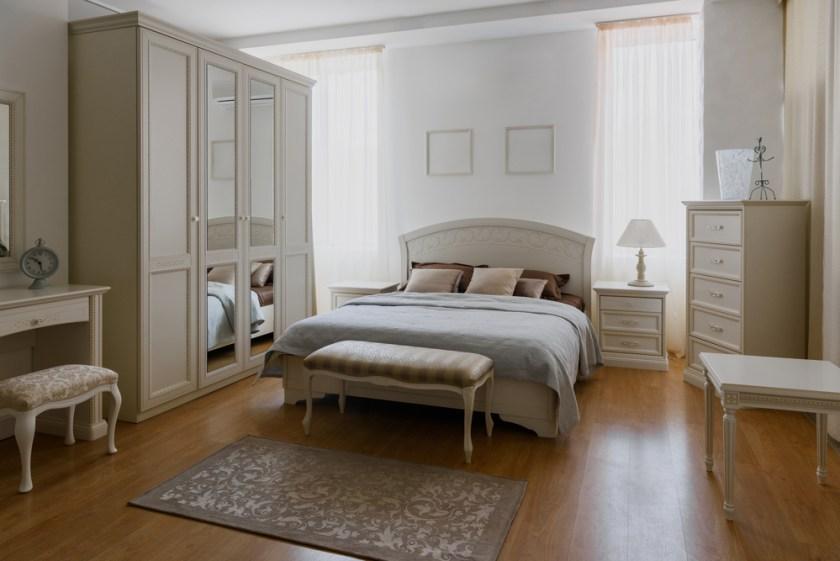Declutter bedroom improves sleep quality