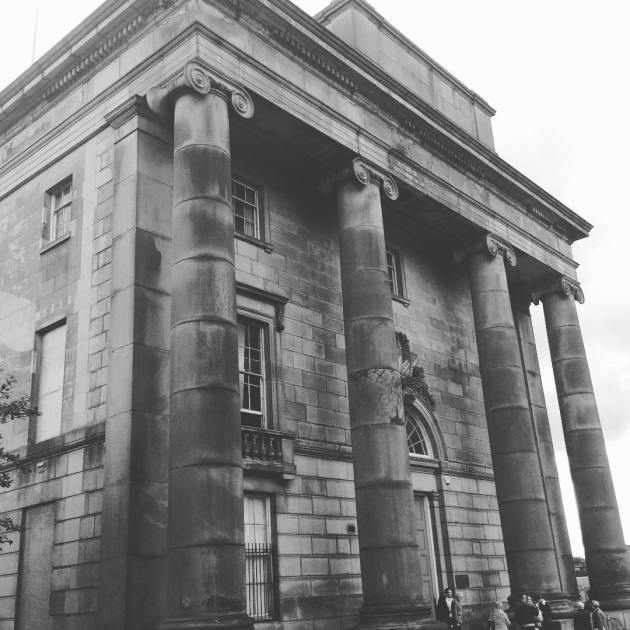 Curzon Street Station